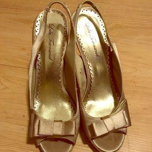 Sequined Heels